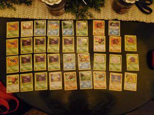 Base set pokemon cards for Sale in Whittier, CA