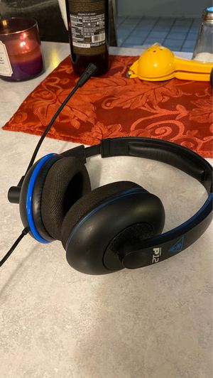 PS4 P12 Headset (Turtle Beach) for Sale in Garden Grove, CA