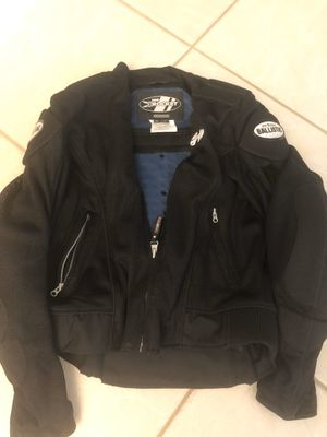 1ballistic & 2 leather padded motorcycle Jackets for Sale in Millbrae, CA