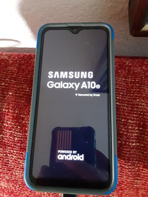 Samsung A10E Metro PCS carrier for Sale in Mountain View, CA