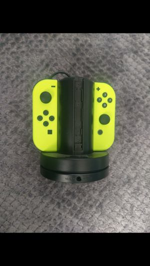 Yellow Nintendo Switch Joycons Firm for Sale in Los Angeles, CA