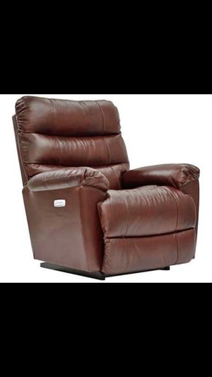 Leather Power Recliner Chair for Sale in Alexandria, VA