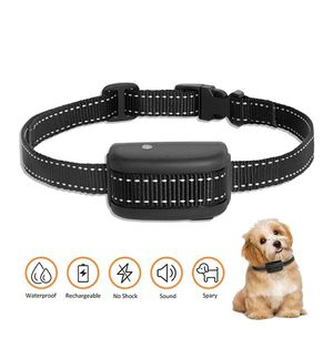Rechargeable Spray Bark Collar, Citronella Dog Bark Collar Stop Barking Collar for Sale in Altamonte Springs, FL