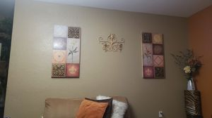 Wall decor for Sale in West Palm Beach, FL