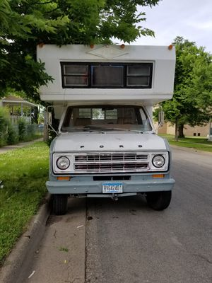 1979 Ford Custom Camper for Sale in Saint Paul, MN