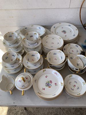 Set of 8 antique Jackson Featherweight china for Sale in OR, US