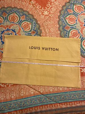 Louis Vuitton dust bag for Sale in Greensboro, NC