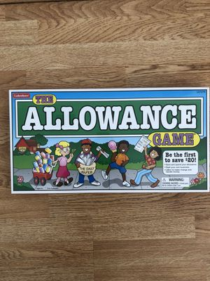 Brand new Lakeshore - The Allowance Game for Sale in Los Angeles, CA
