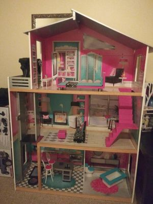 Barbie doll house for Sale in Joliet, IL
