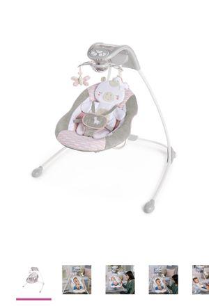 Baby swing/ para Bebe for Sale in Salt Lake City, UT