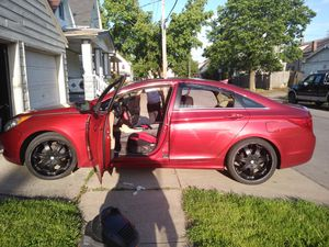 2011 Hyundai sonata se for Sale in Cleveland, OH