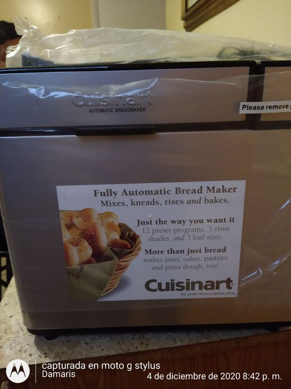 Cuisinart Automatic Bread Maker