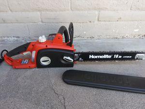 "ELECTRIC CHAIN SAW ""HOMELITE"" for Sale in Phoenix, AZ"
