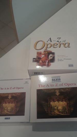 great operas from a to z for Sale in Coral Springs, FL