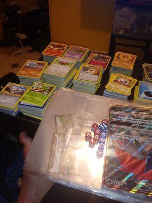 Rare uncommon and common pokemon cards for Sale in Austin, TX