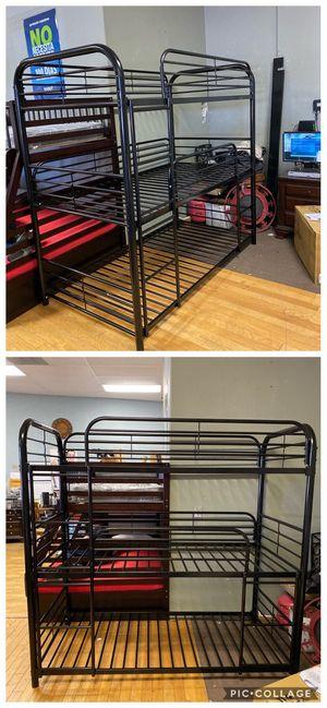 triple bunk bed for Sale in Glendale, AZ