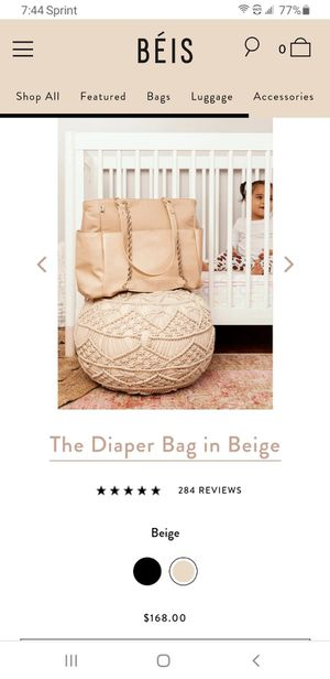 Diaper bag for Sale in Los Angeles, CA