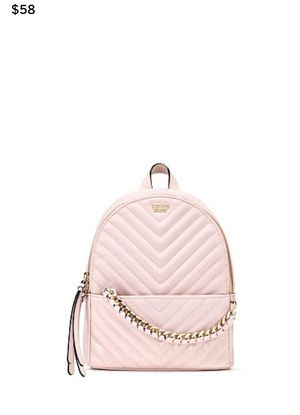 Victoria's Secret Mini Backpack Light Pink for Sale in San Diego, CA
