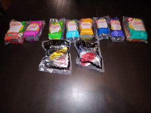 Power Rangers action figure Collectibles McDonald's toys lot of 10 for Sale in Peoria, AZ