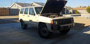 1985 Jeep Cherokee Pioneer/Wagoneer edition for Sale in Buckeye, AZ