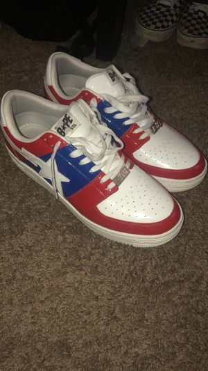 Bape Sta Sneakers for Sale in Atlanta, GA