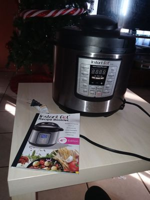 Instant pot for Sale in Austin, TX