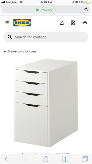 File cabinet with drawers for Sale in San Diego, CA