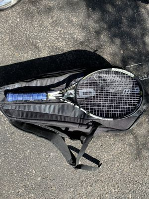Head Tennis rackets with bag and balls for Sale in Chandler, AZ