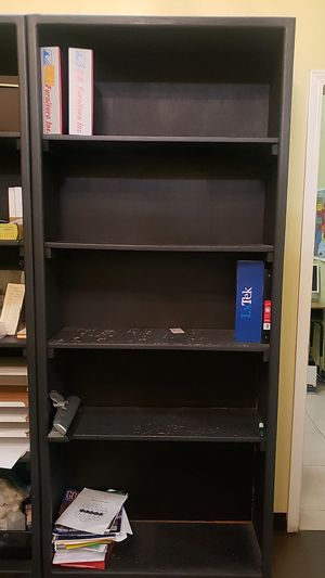 Solid wood bookshelves. Strong material. for Sale in Garden Grove, CA