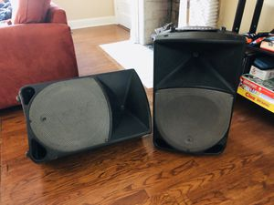Mackie Thump TH-15A Speakers for Sale in Nashville, TN