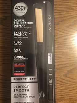 """Hair Straightener Flat Iron 1"""" (new) for Sale in Avon,  OH"""