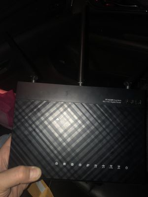 ASUS Dual Band Router — 802.11AC Gigabit Router IN PERFECT CONDITION!!! for Sale in Phoenix, AZ