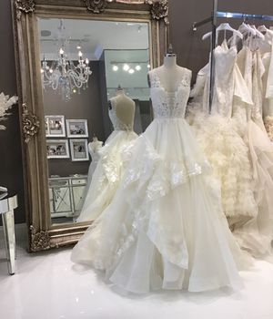 Winnie Couture Columbus Day sale $350 off any gown for Sale in San Francisco, CA