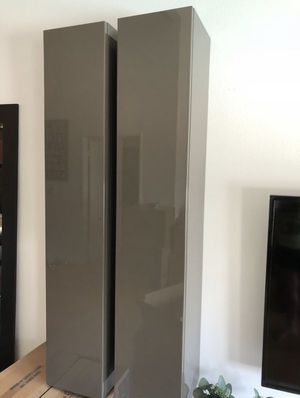 3 Designer Wall Units, Italian made, like new for Sale in Seattle, WA