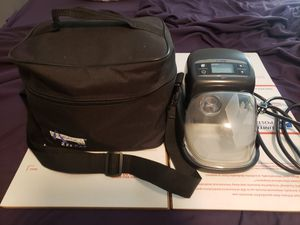 ProBasics Zzz-PAP Compact Travel CPAP Machine with Heated Humidifier for Sale in Ocala, FL
