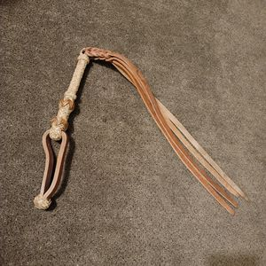 Leather horse whip for Sale in Denver, CO