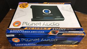 Planet Audio Amplifier for Sale in Dallas, TX