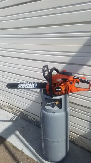 Echo CS 400 chainsaw for Sale in Pleasant Hill, OR