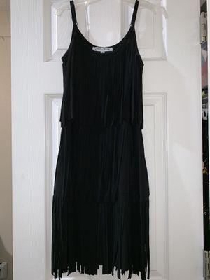 Black fringe dress for Sale in Saint Cloud, FL