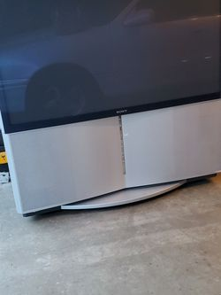 Sony 55 Inch Projection TV for Sale in Gresham,  OR
