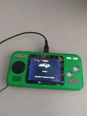 GALAGA PORTABLE GAME SYSTEM for Sale in Tacoma, WA