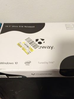 Gateway Laptop Was Bought 3 Months Ago Payed 250(. 225 Obo for Sale in Fillmore,  CA