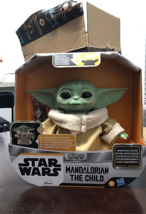 The Mandalorian - The Child - animatronic doll for Sale in Long Beach, CA