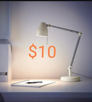 IKEA Table Lamp, white for Sale in Jersey City, NJ