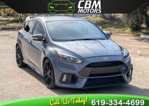 2017 Ford Focus for Sale in El Cajon, CA