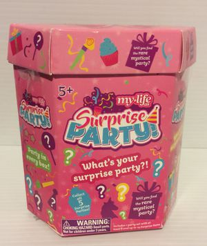 NEW Surprise Party Box! 9.97$ Retail for Sale in Green Bay, WI