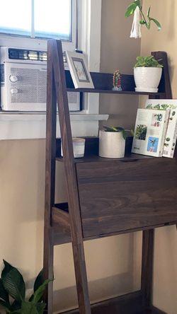 Desk Shelf Bookcase Ladder Cabinet for Sale in Pico Rivera,  CA
