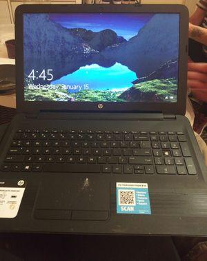 HP Notebook for Sale in Jacksonville, FL
