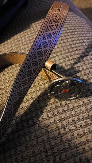 Vintage He Man leather belt for Sale in Denver, CO