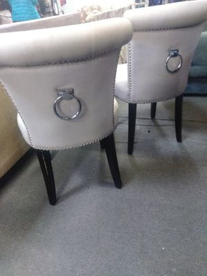 Two dining chairs for Sale in Durham, NC